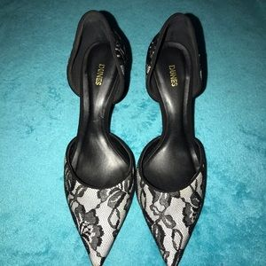 Dunes High Heels, made in Brazil, size 8